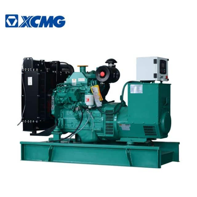 XCMG silent diesel generator 50kw 62.5kv power generating sets JHK-50GF price