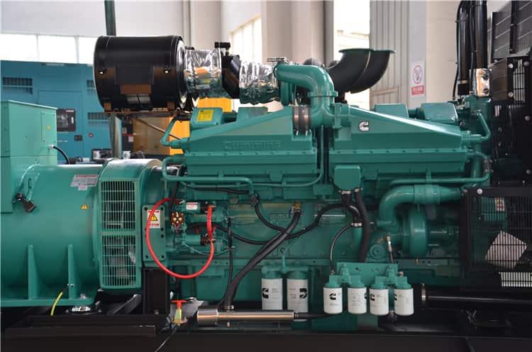 XCMG 1000kva 800kw big size silent diesel generators JHK-800GF for sale