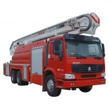 XCMG Official 32m Water Tower Fire Truck JP32A2 for sale