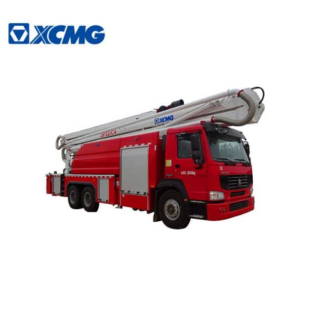 XCMG Official 32m Small Fire Truck JP32C4 multi-functional water and foam tower fire trucks for sale