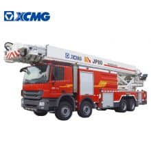 XCMG Official 80m Water Tower Fire Truck JP80 for sale
