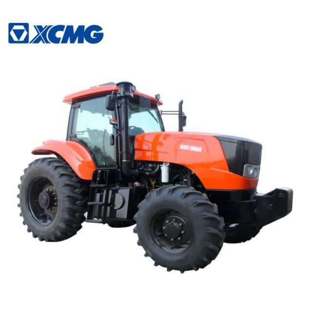XCMG official 4×4 tractors KAT1004 China 100hp farming wheel tractor 4WD agriculture tractor price