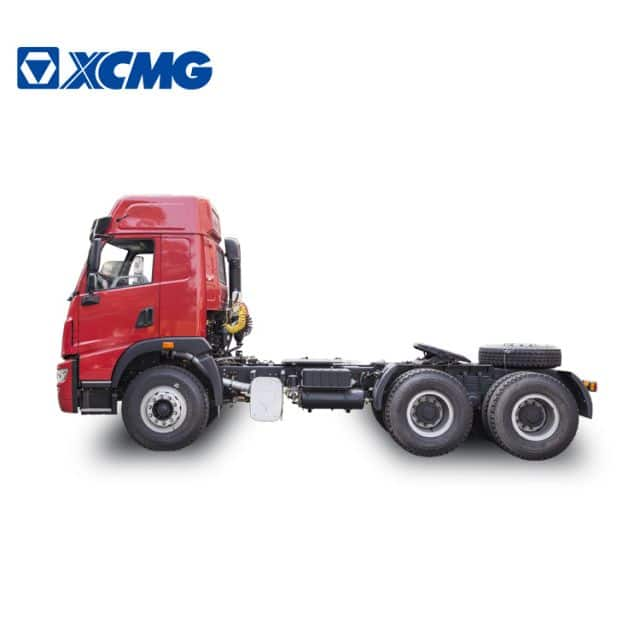 XCMG Official Manufacturer XGA4250D2KC 6x4 370HP Tractor Truck for sale