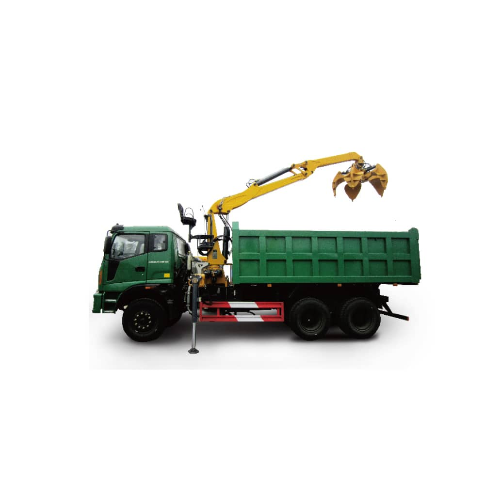 XCMG Official Manufacturer Forestal and Industrial Crane LQS100B for sale