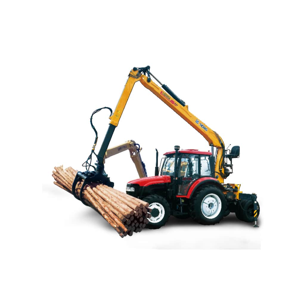 XCMG Official Manufacturer Forestal and Industrial Crane LQS80A for sale
