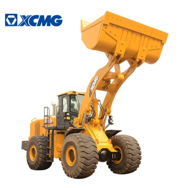 XCMG Official 10 Ton Mining Wheel Loader LW1000K China Mechanical Loader for Mining Price