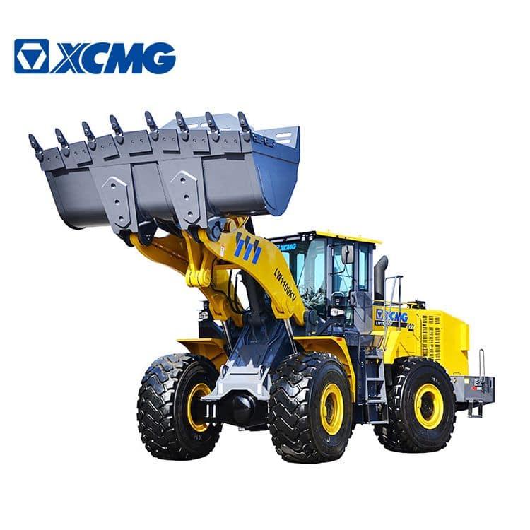 XCMG Official 11 Ton Mining Wheel Loader LW1100KV China Big Mine Loader for Sale