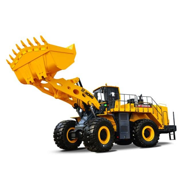 XCMG Official LW1200KN Wheel Loader for sale