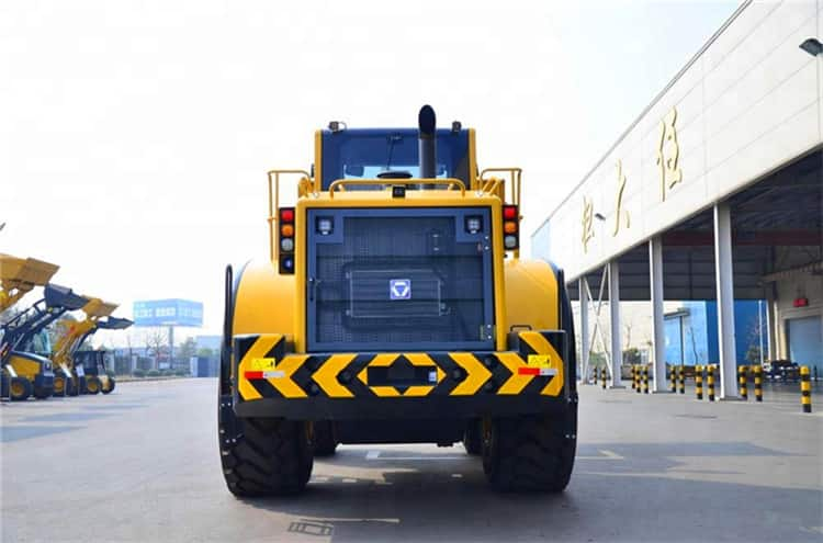 XCMG Official 14 Ton Wheel Loader LW1400KN China Brand New Front End Wheel Loader for Mining