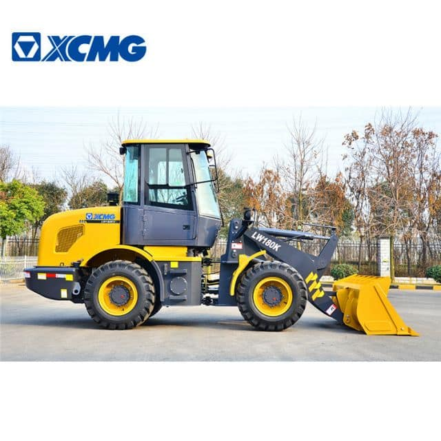 XCMG LW180K 2t mini payloader machine made in China