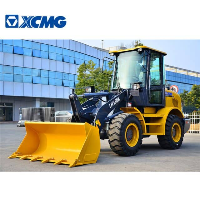 XCMG LW180K new 2ton mini shovel loader earth-moving machinery for sale