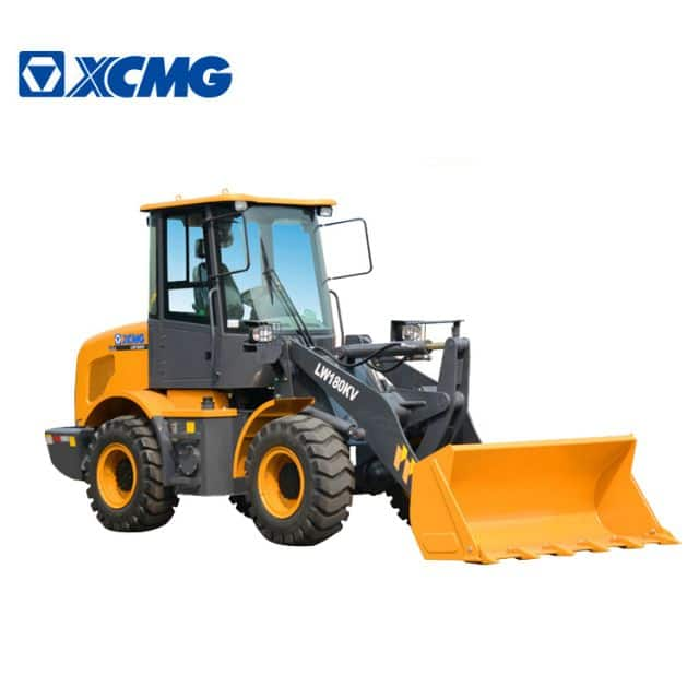 XCMG Official 2 ton mini loaders LW180K china mini wheel loader for sale