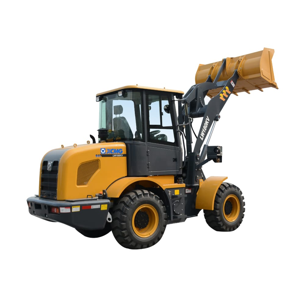 XCMG Official LW180KV Wheel Loader for sale