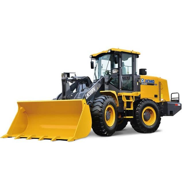 XCMG Official LW300FN Wheel Loader for sale