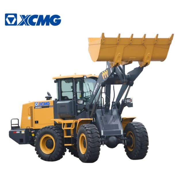 XCMG official manufacturer 3 ton front wheel loader LW300FN wheel loader for sale