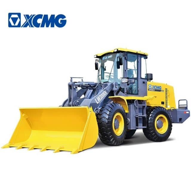 XCMG Official LW300KN wheel loader China 3 ton small loader wheel price list