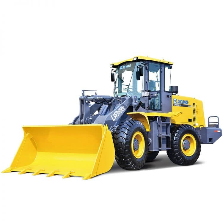 XCMG Official LW300KN Wheel Loader for sale