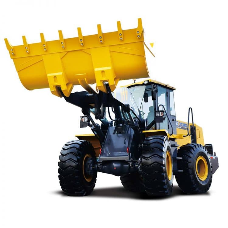 XCMG Official LW500FN Wheel Loader for sale