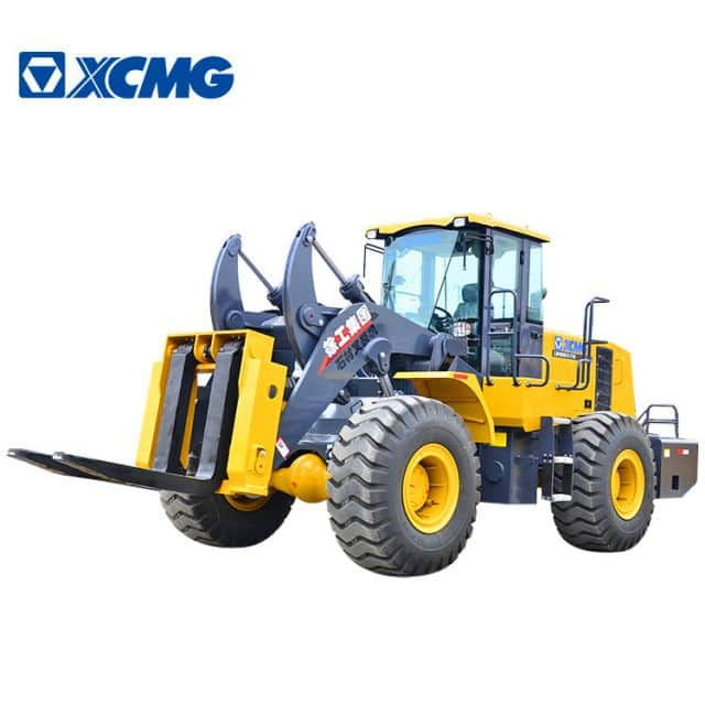 XCMG Official 18 ton stone forklift loader LW500KV-T18 forklift front wheel loader for sale
