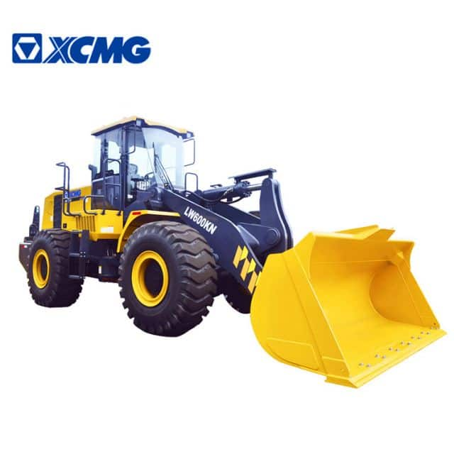XCMG Official Manufacturer 6 ton Loaders LW600KN China new wheel loader machine for sale