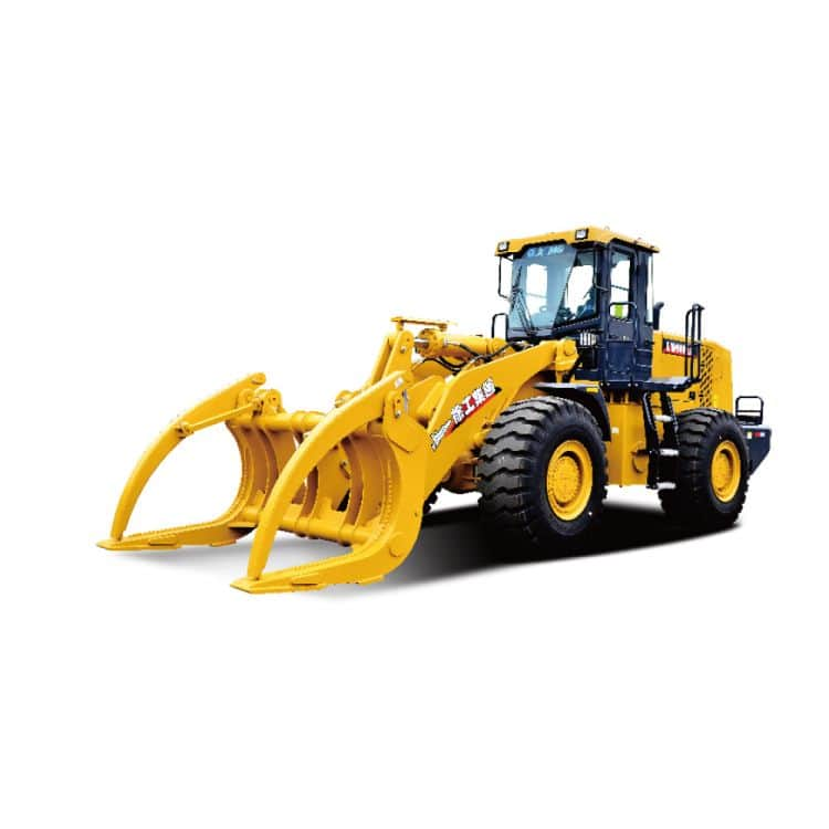 XCMG Official Manufacturer Forestry Clamp Loaders LW600KN for sale