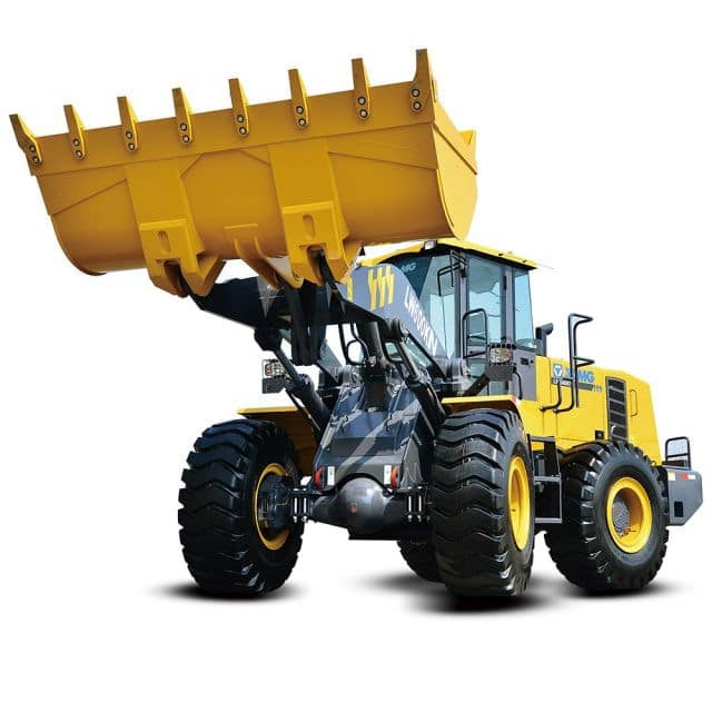 XCMG Official LW600KN Wheel Loader for sale