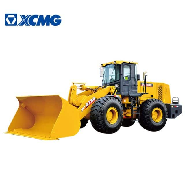 XCMG official 7 ton China front wheel loader LW700KN