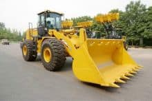 XCMG Official 7 Ton Mining Wheel Loader Tractor Front Loader LW700KN China Loader Wholesale Price