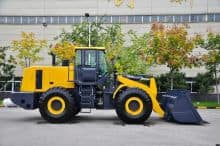 XCMG Official 7 Ton Mining Wheel Loader with EURO III Engine LW700KV China Mining Loader Price