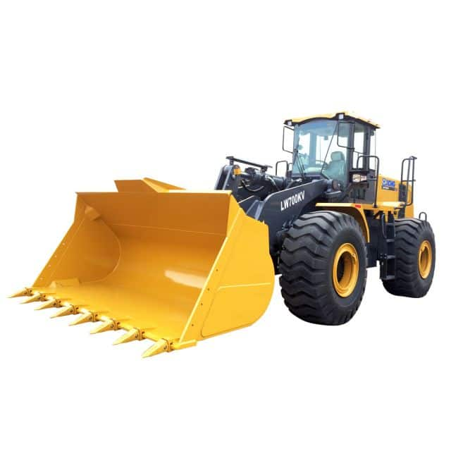XCMG official manufacturer LW700KN Wheel Loader for sale