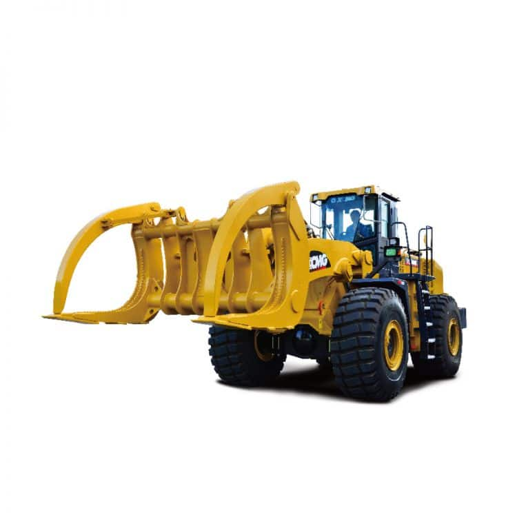 XCMG Official Manufacturer Forestry Clamp Loaders LW800KN for sale