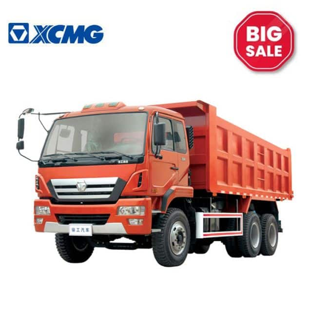 XCMG official 280HP 6X4 cheap dump truck NCL3258 construction heavy stock dumper truck on sale