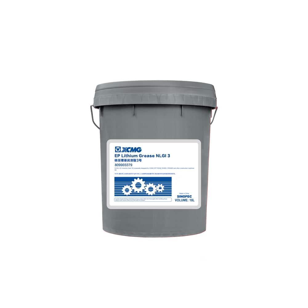 XCMG EP Lithium Grease NLGI 3 18L
