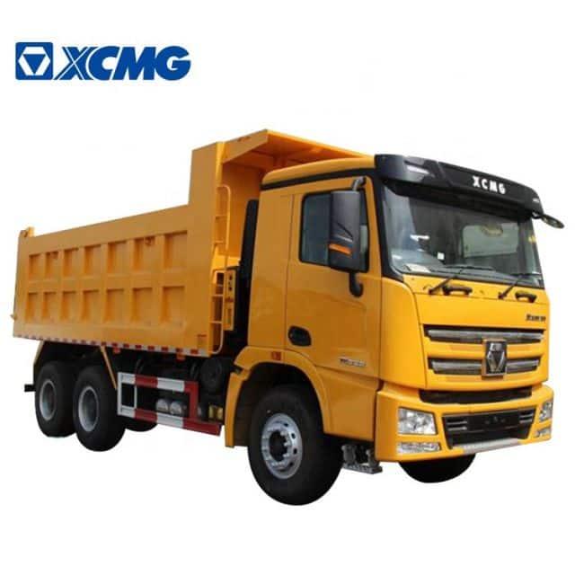 XCMG 25 Ton Heavy Duty Trucks 381 HP Hydraulic Dumper 6*4 NXG3251D3KC Sale Truck