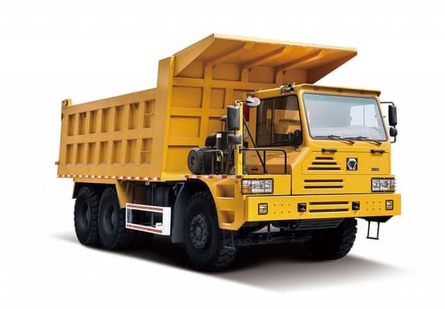 XCMG Official 6*4 NXG5650DT Mine Muck Dump Truck 375HP Brand New Dump Truck For Sale Philippines