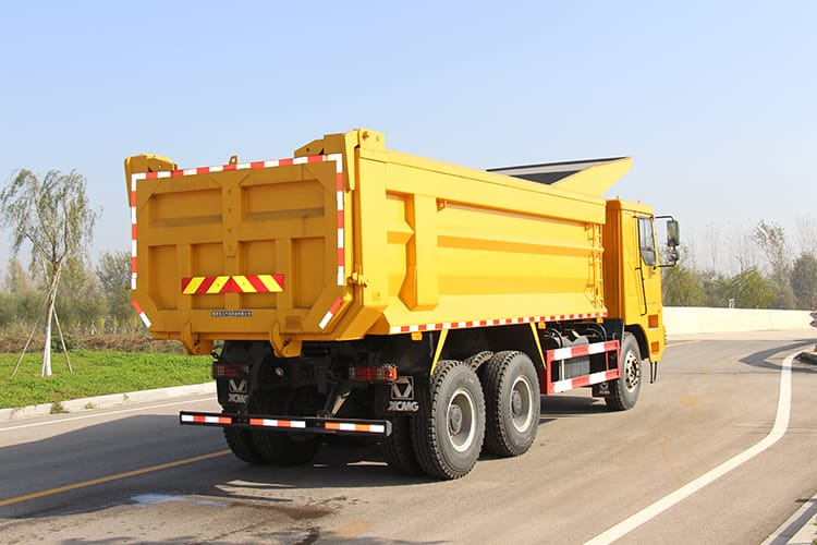 XCMG Official Tipper Truck Nxg5550Dt 50 Ton 6x4 Off-road Dump Truck Tipper