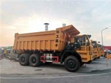 XCMG 70 ton 6*4 375HP cheap dump truck NXG5650DT off road mining mine discount dump truck on sale