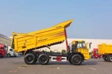 XCMG Official Tipper Truck NXG5650DT Chinese 6x4 Mining Dump Tipper Trucks