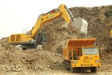 XCMG factory dump truck XDA30 China new articulated dump trucks for sale