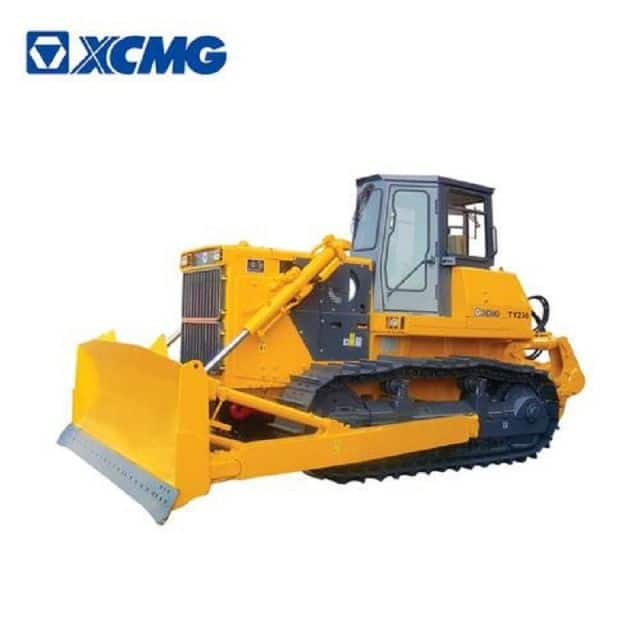 XCMG official TY230 217HP brand new crawler bulldozer machine Hydraulic bulldozer for sale