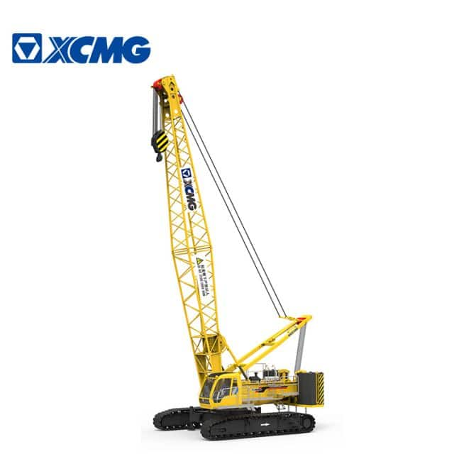 XCMG Official 100 ton Crawler Crane XGC100 China heavy hydraulic crane for sale