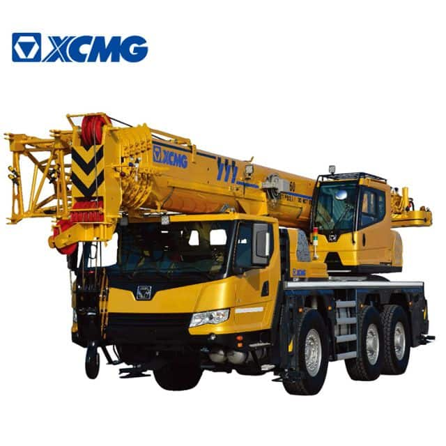 XCMG All Terrain Crane XCA60_E mobile 6 Wheel All Terrain Crane Hoisting Machine for sale