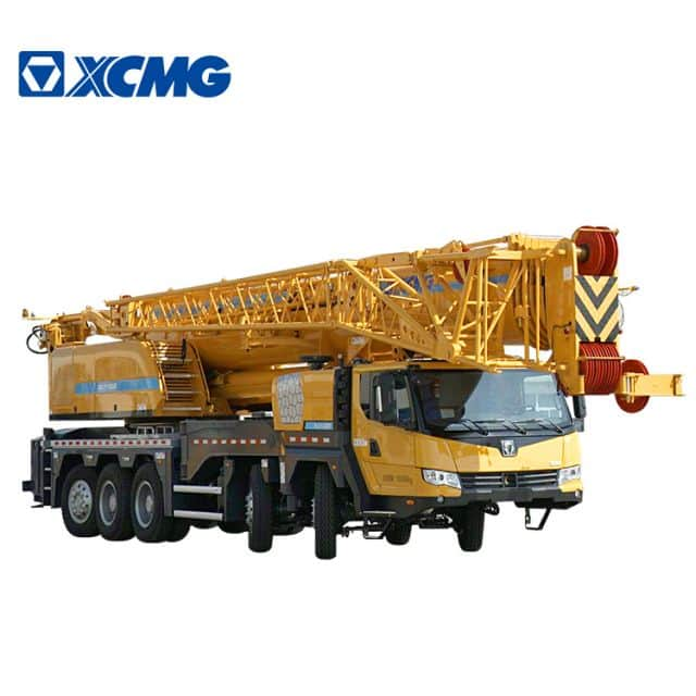 XCMG 100 Ton Mobile Truck Crane XCT100 All Terrain Truck Crane wheel crane machine for sale