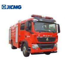 XCMG 4x2 8 ton foam fire truck PM80F2 China mobile tank fire fighting truck with HOWO chassis price