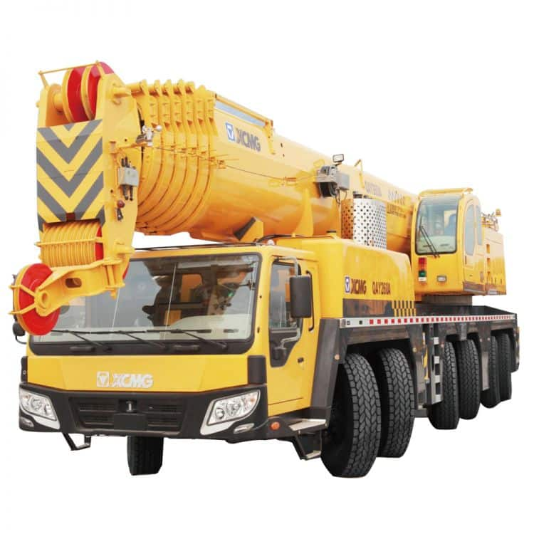 XCMG Official QAY260A All Terrain Crane for sale