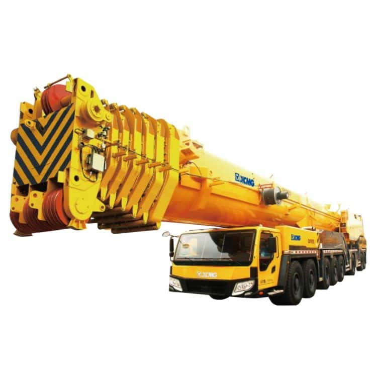 XCMG Official QAY650A All Terrain Crane for sale