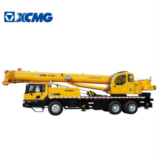 XCMG Official QY25K-II Chinese 25 Tons Truck Crane Price List