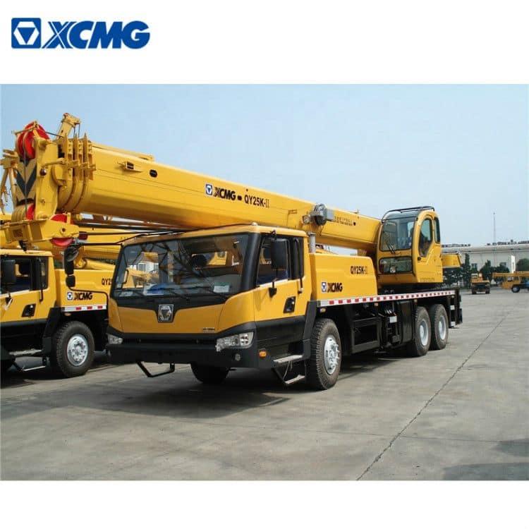China Top Brand XCMG QY25K-II 25ton Hydraulic Crane Price