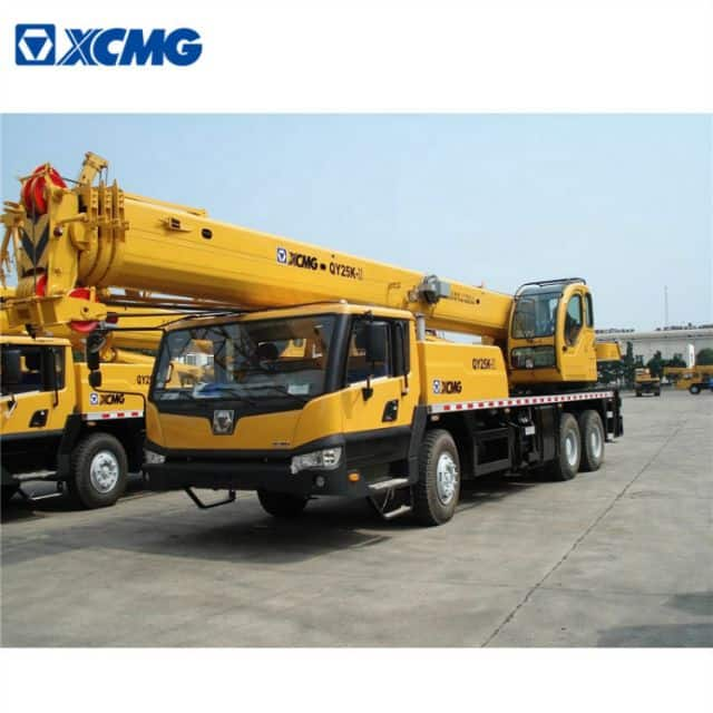 China Top Brand XCMG QY25K-II 25ton Hydraulic Crane Price