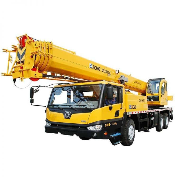 XCMG Official QY25K5-I Truck Crane for sale